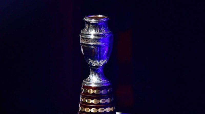 Tapia recibió a autoridades de CONMEBOL para comenzar a definir detalles de la Copa América 2020