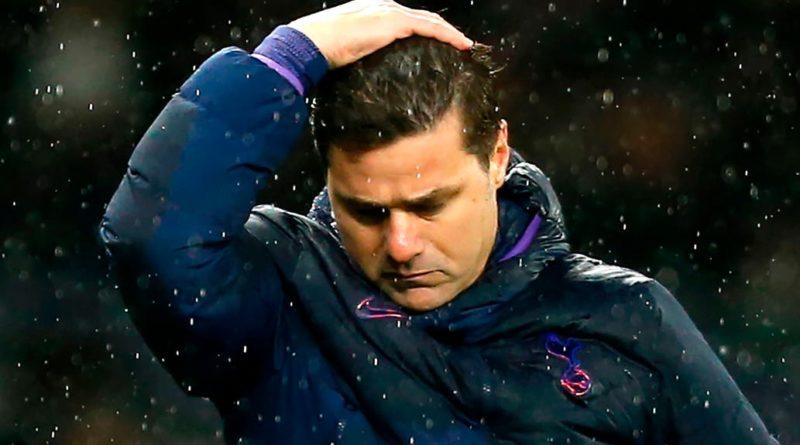 Echaron a Pochettino de su cargo como entrenador del Tottenham