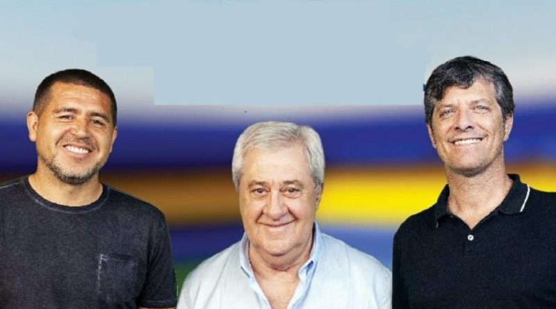 Boca eligió nuevo presidente, la fórmula Ameal-Pergolini-Riquelme se impuso con el 52,92 por ciento