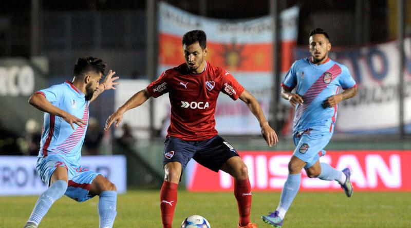 Independiente recibe a Arsenal con la necesidad de volver al triunfo